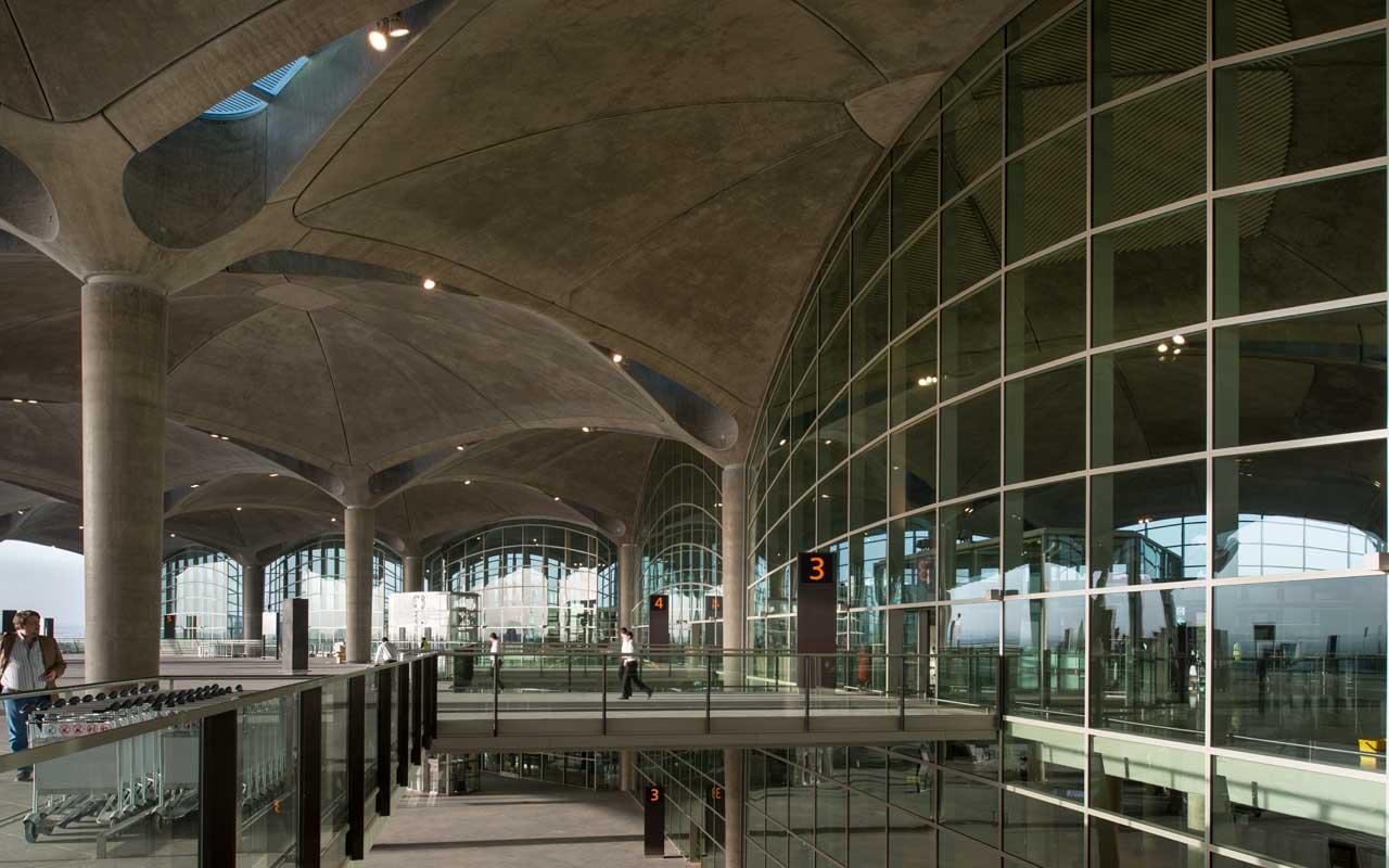 Queen Alia International Airport Data Photos Amp Plans
