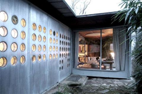 Maison prouv data photos plans wikiarquitectura - Maison jean prouve nancy ...
