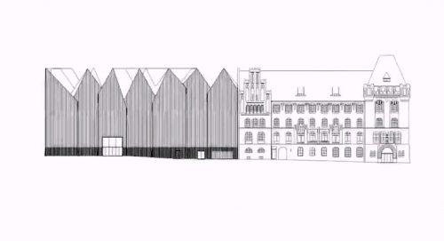 ✅ Szczecin Philharmonic Hall - Data, Photos & Plans