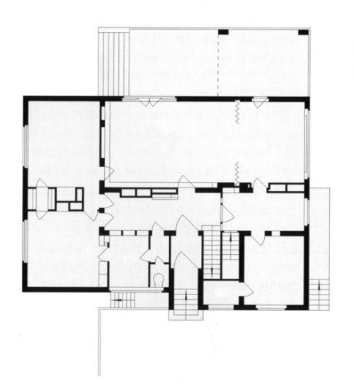Maison Des Matres De La Bauhaus  Data Photos  Plans