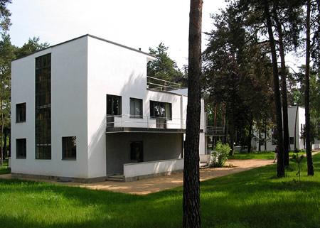 casa de los maestros de la bauhaus ficha fotos y planos wikiarquitectura. Black Bedroom Furniture Sets. Home Design Ideas