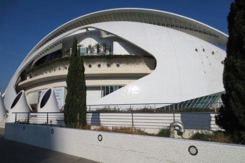 ✅ Palau de Les Artes Reina Sofía - Data, Photos & Plans