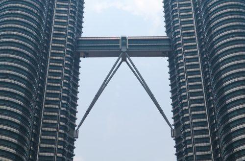 ✅ Petronas Towers - Data, Photos & Plans - WikiArquitectura