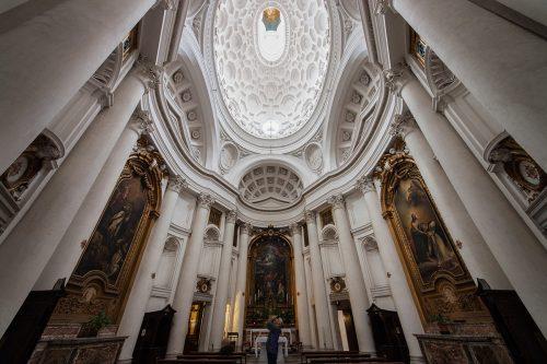 San Carlo alle Quattro Fontane - Ficha, Fotos y Planos ...