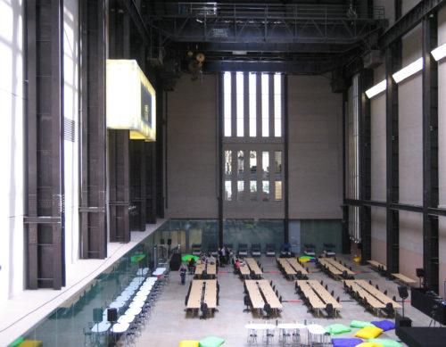 ✅ Tate Modern - Data, Photos & Plans - WikiArquitectura