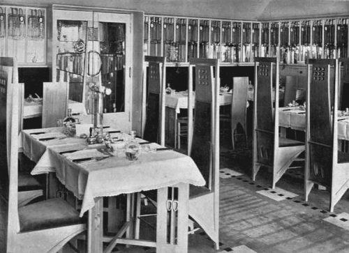 Miss Cranston Scottish Tea Rooms